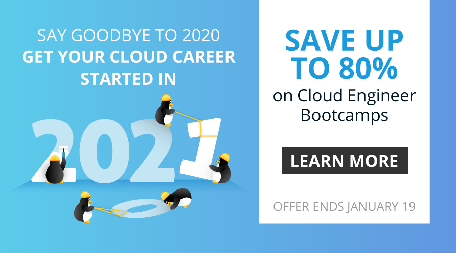 80% Off on Cloud Engineer Online Training Bootcamp
